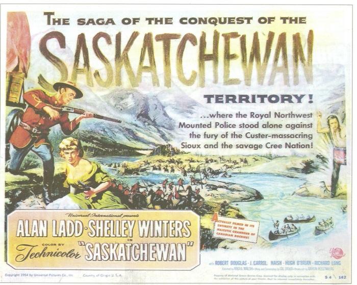 Saskatchewan Movie